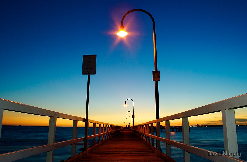 pier melbourne by David Murphy