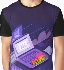 Internet Success Graphic T-Shirt