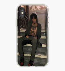 Lil Skies steps iPhone Case