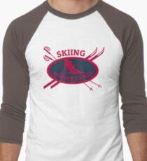 Skiing | Winter Games | PyeongChang 2018 Men's Baseball ¾ T-Shirt