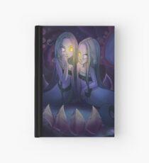 Meerjungfrau Floatsam und Jetsam Notizbuch