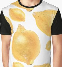 Lemon plantation Graphic T-Shirt