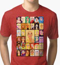 DRAG QUEEN ROYALTY Tri-blend T-Shirt