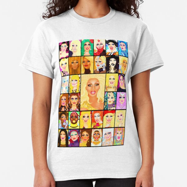 DRAG QUEEN ROYALTY Classic T-Shirt