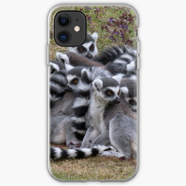 Life is better with friends! iPhone Soft Case