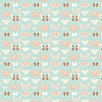 Butterflies by heartlocked