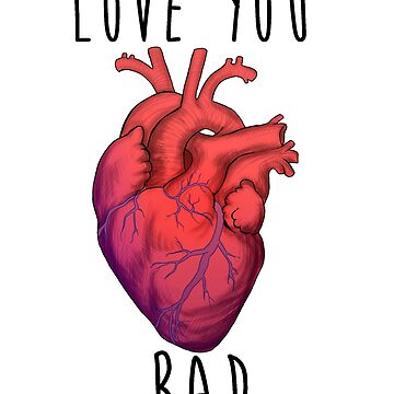 Love You Bad by periculum-dulce
