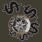 Money down the drain by Matt Simner