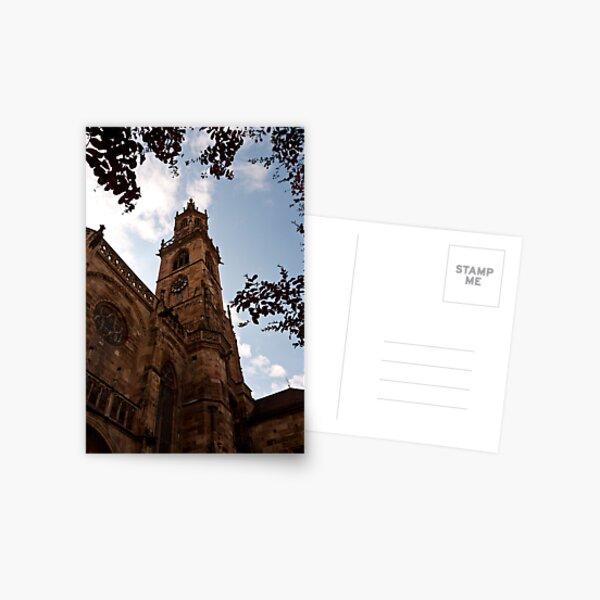 Bolzano Duomo Postcard