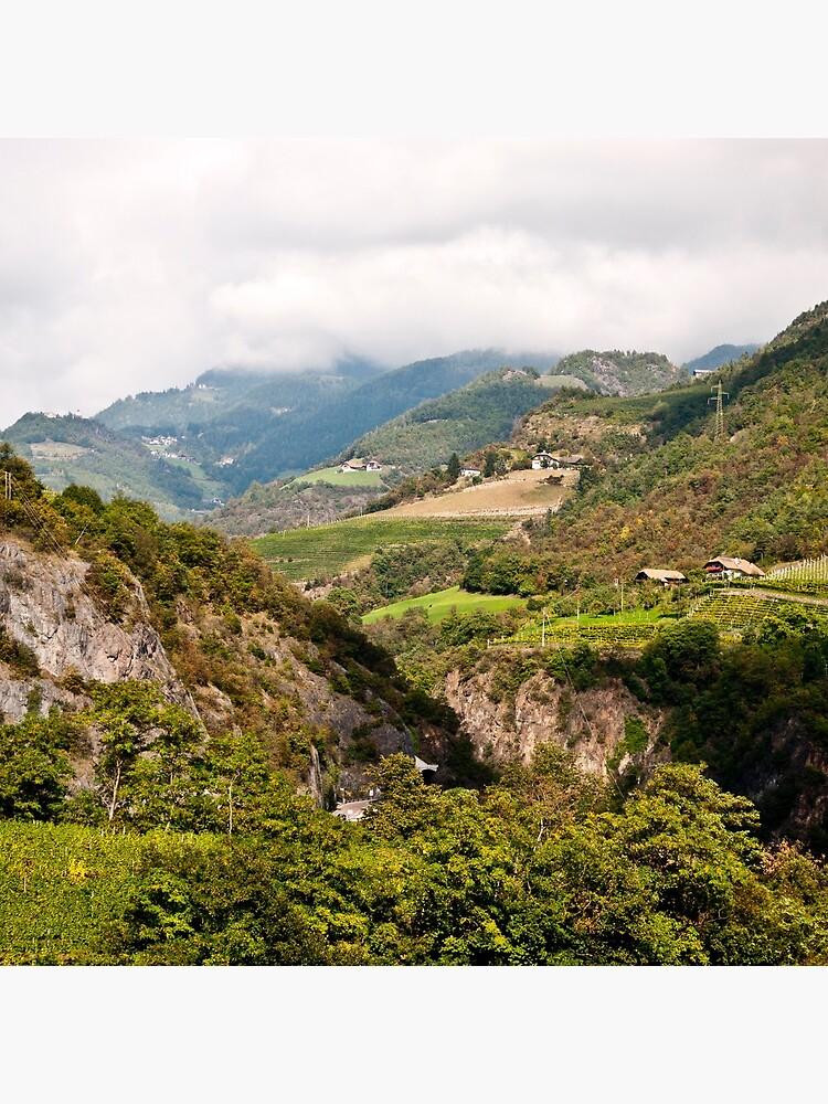 South Tyrol by raetucker