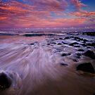 Sunset Strip by Ken Wright