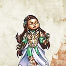 Exalted Art: Chibi Perfect Soul by TheOnyxPath