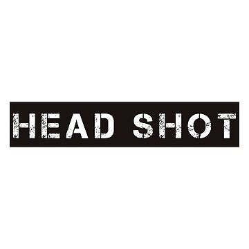 Head Shot by Essenti4lgoods