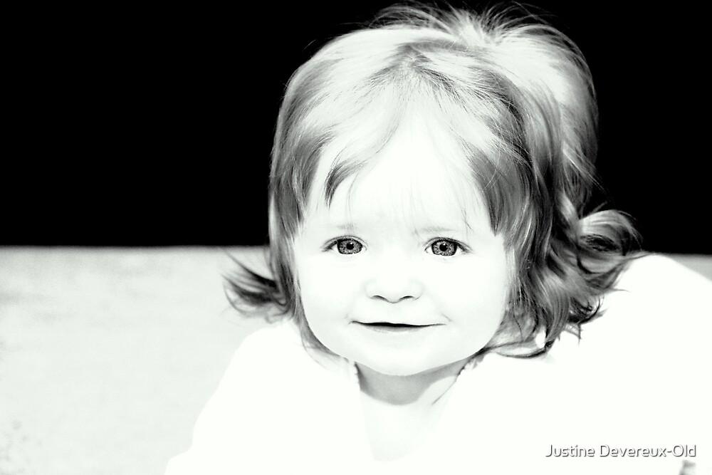 Sunshine smile... by Justine Devereux-Old
