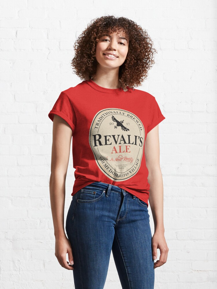 Alternate view of Revali's Ale Classic T-Shirt