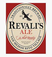 Revali's Ale Photographic Print