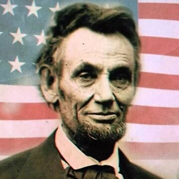 Abe Lincoln by dariodeloof