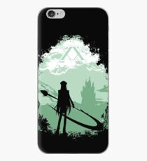 Kite HunterxHunter iPhone Case