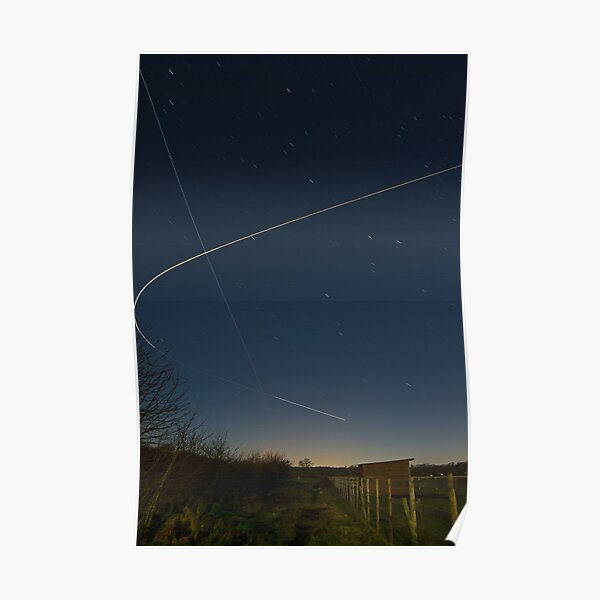 The International Space Station  Poster