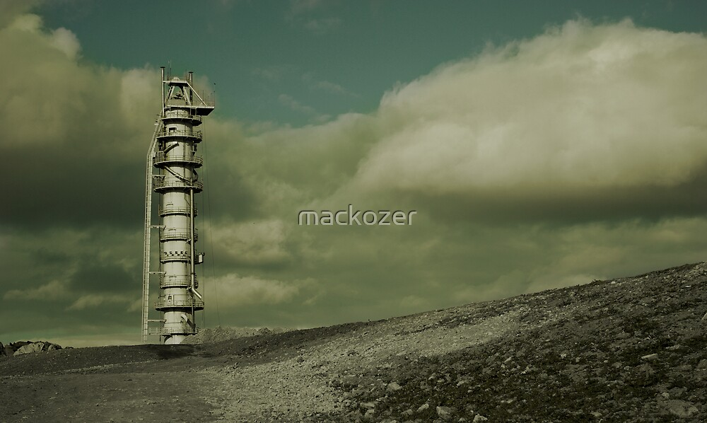 The Outpost by mackozer