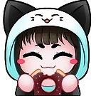 NOM Emote (Choco) by devicatoutlet