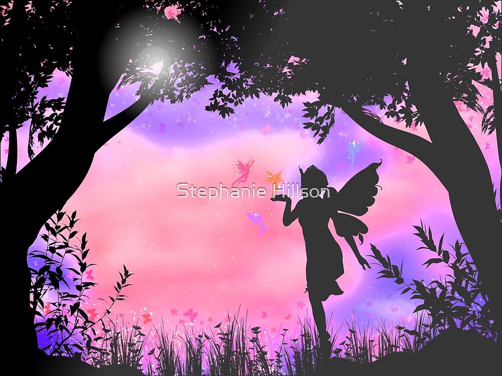 Moonlight Kisses by Stephanie Hillson