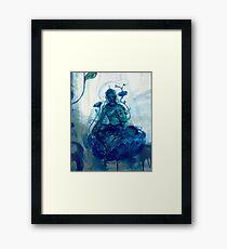 Tara in Avalokitesvara's Tear Framed Print