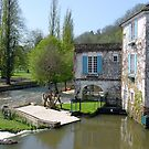 The Abbey water mill of Brantome by 29Breizh33