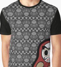 Daruma Graphic T-Shirt