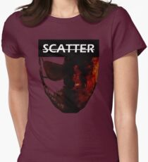 No Scattering Women's Fitted T-Shirt