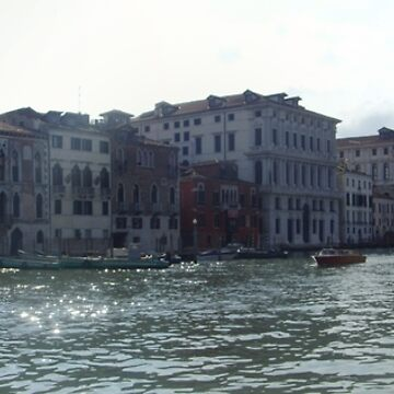 Venice - Grand Canal by grayagi