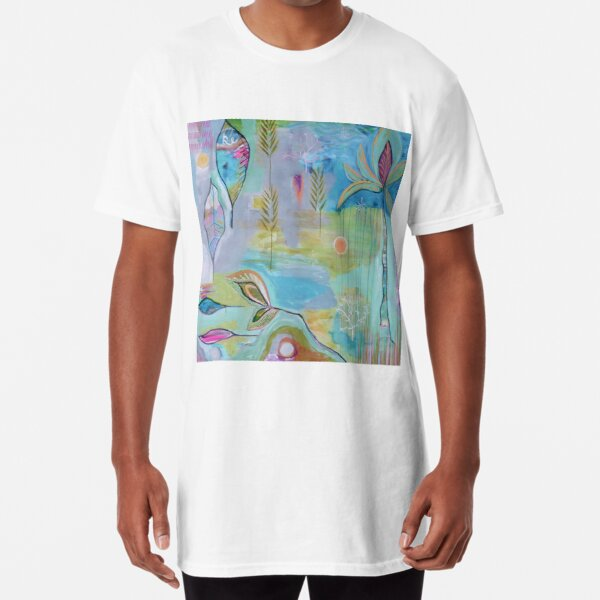 Chasing Waterfalls Long T-Shirt