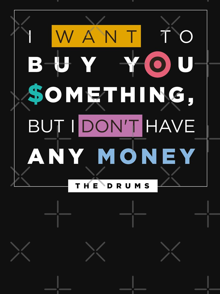 The Drums - Money by asnowlook