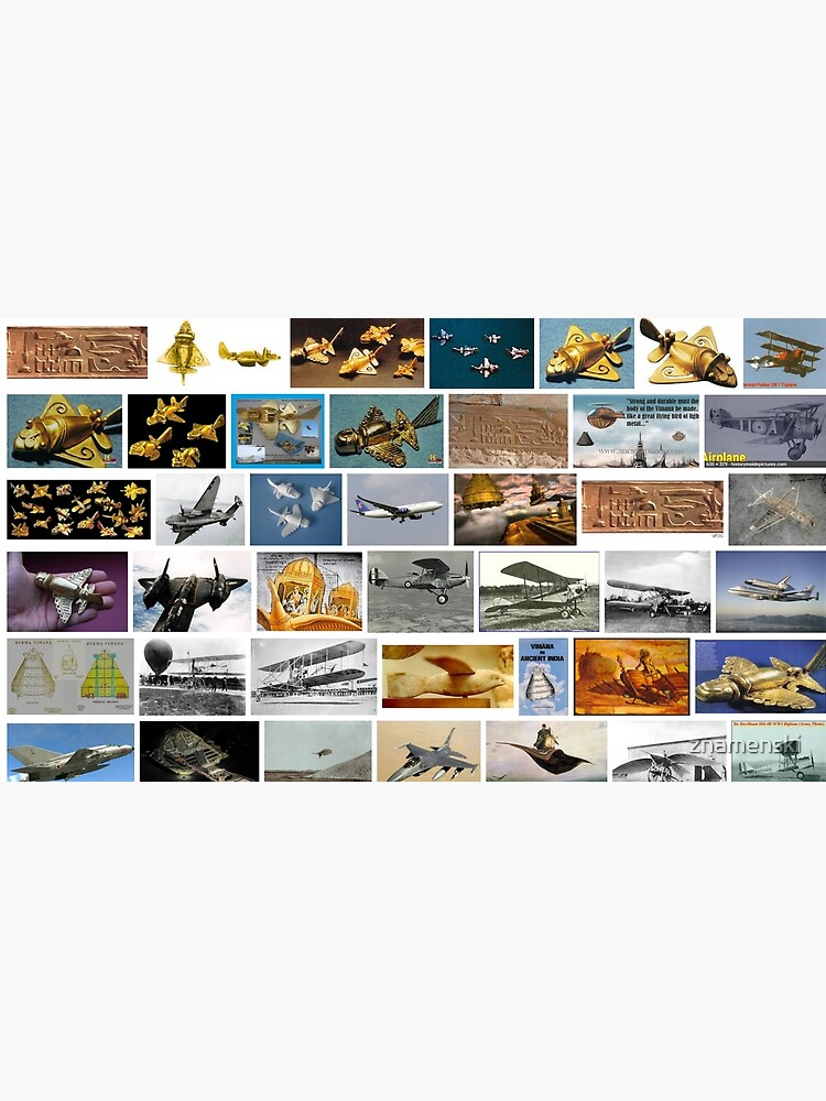 Ancient Aeroplanes by znamenski