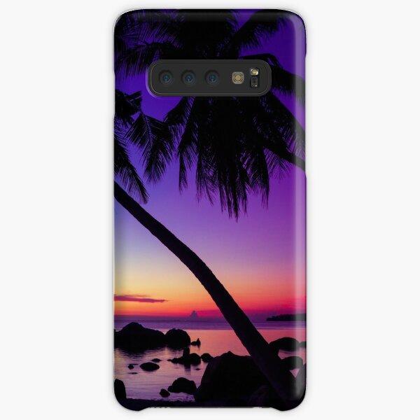 Fantasy sunset landscape Thailand Samsung Galaxy Snap Case