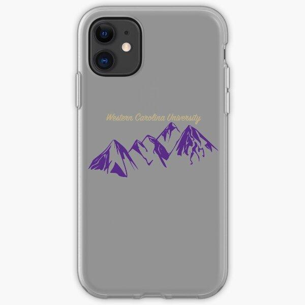 Western Carolina University iPhone Soft Case