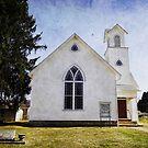 Old White Church by vigor