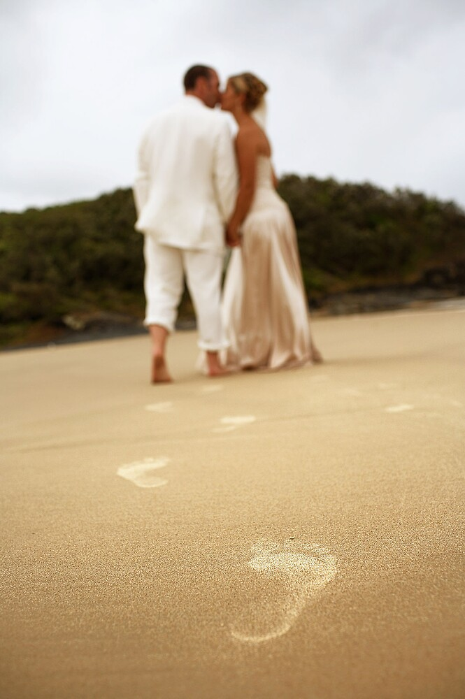 Footsteps by northcoastphoto