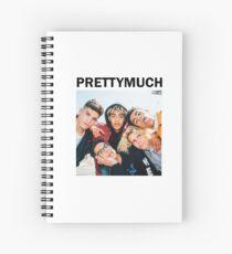 PRETTYMUCH Spiral Notebook