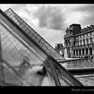 Musée du Louvre, Paris by Daniel Escondrillas Moreno