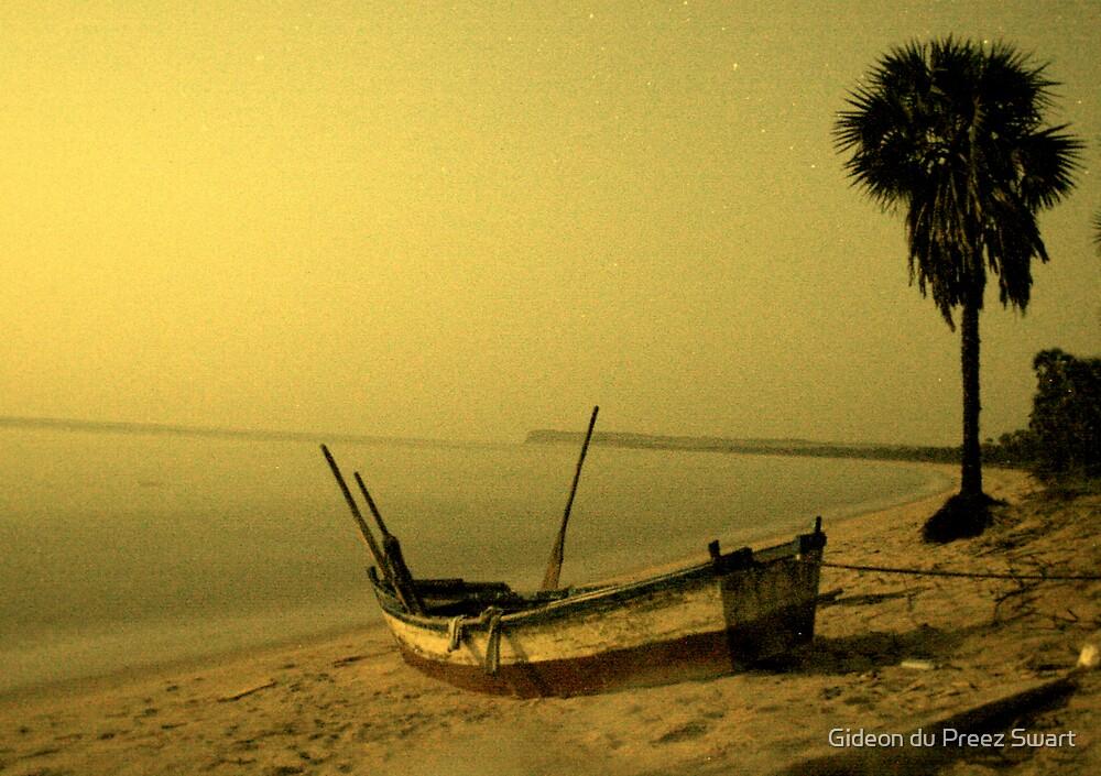 adao's fishing camp by Gideon du Preez Swart