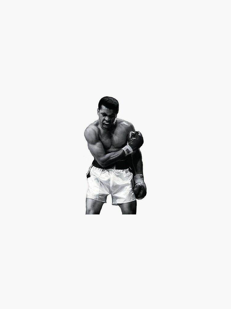 Muhammad Ali by leologie