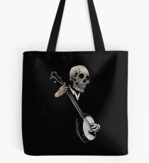 Skullboys' Banjo Blues Tote Bag