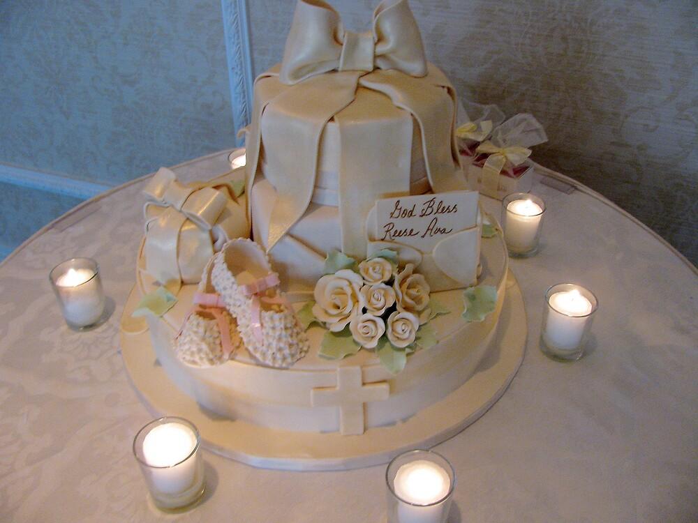 The Christening Cake by deegarra