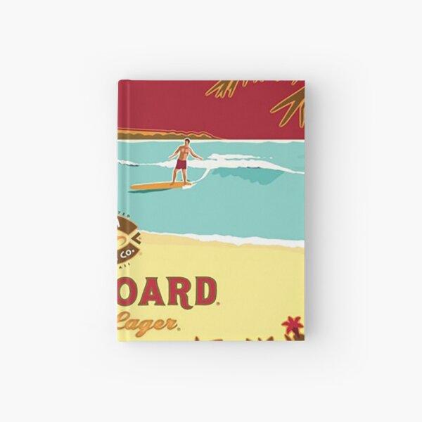 Kona Longboard Hardcover Journal
