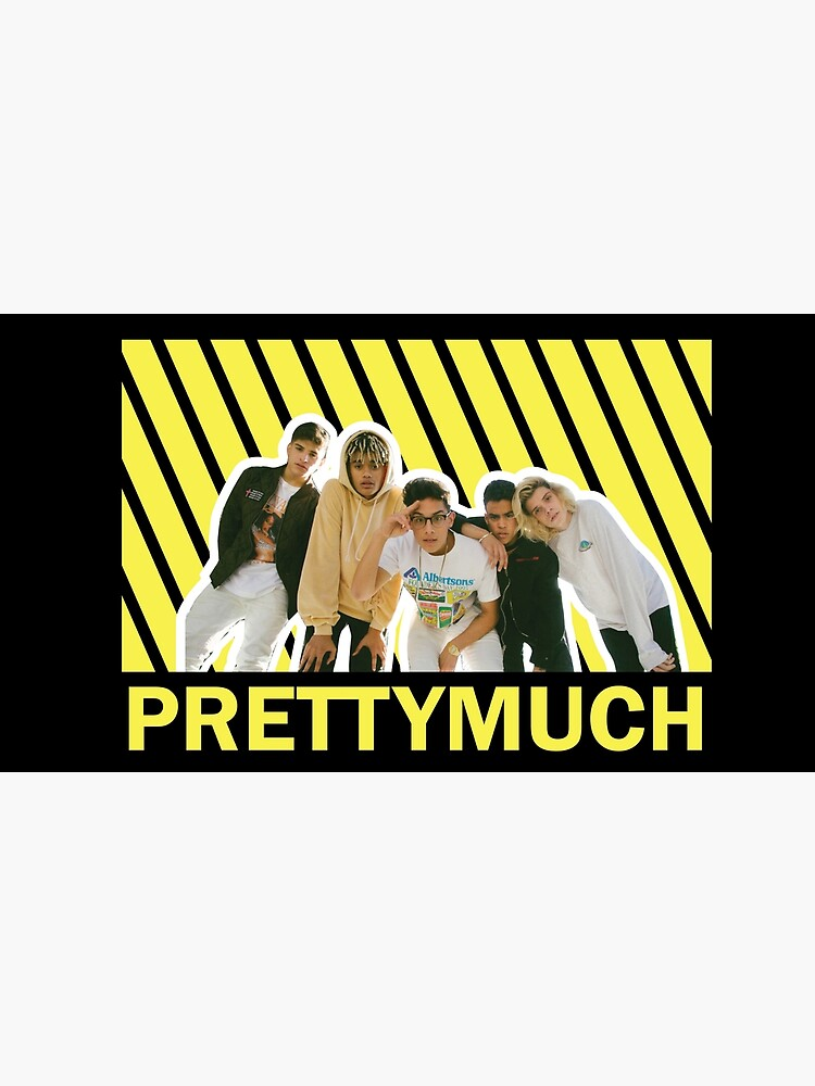 PRETTYMUCH by felishaokay