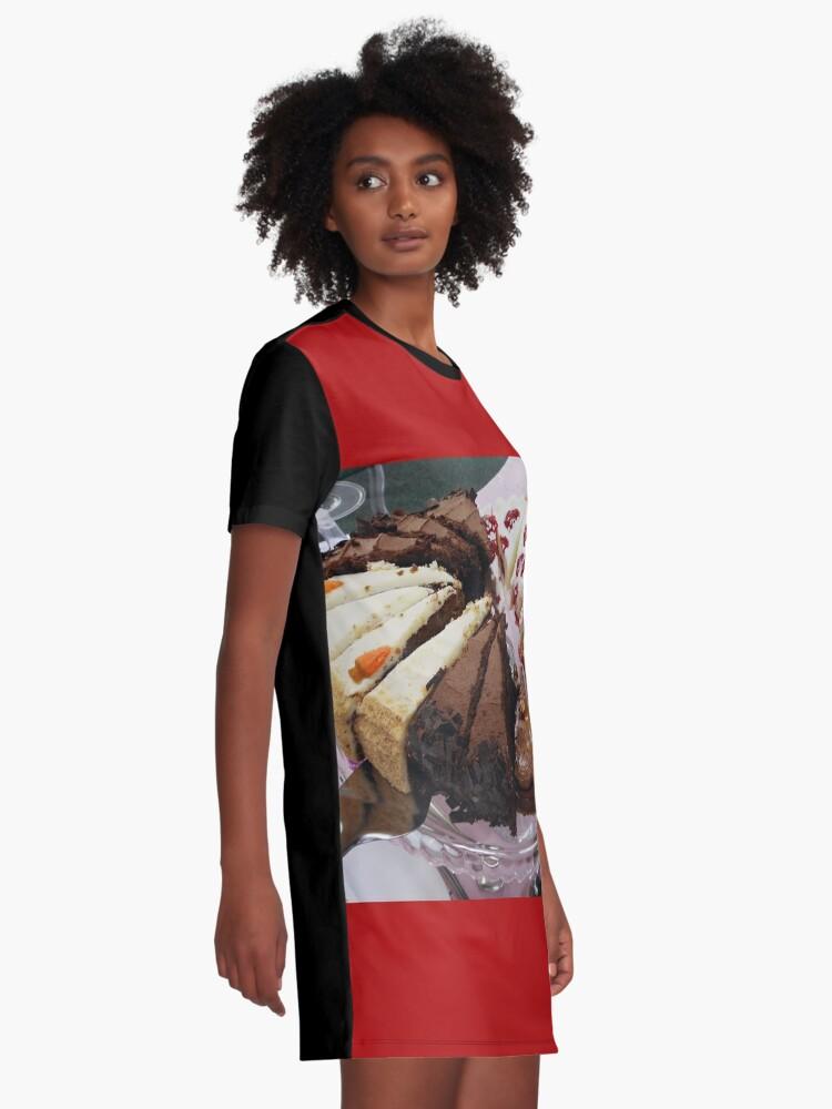 Alternative Ansicht von Dekadenz T-Shirt Kleid