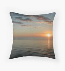 dawning of a new day... yes we can... yes we will Throw Pillow