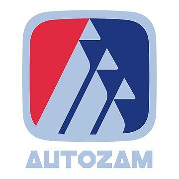 Autozam Emblem by kuronekojustice