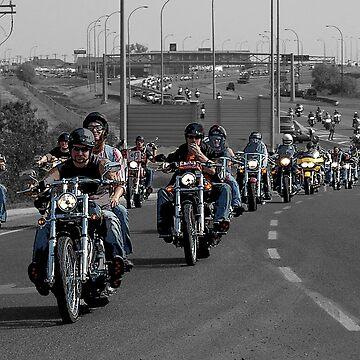 En Route by Harleycowgirl